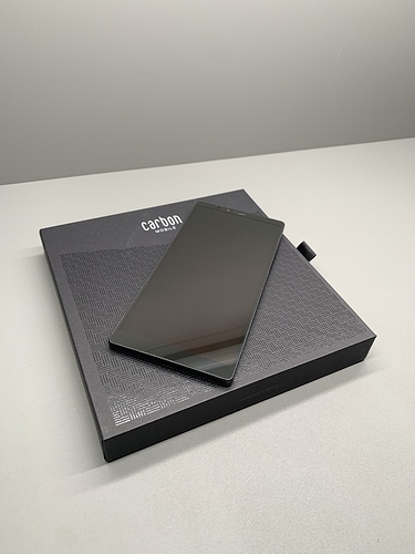 Carbon & Box