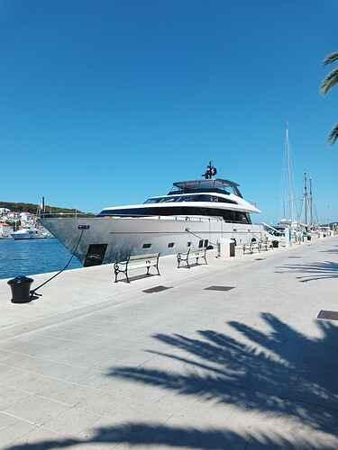 Yacht percal1